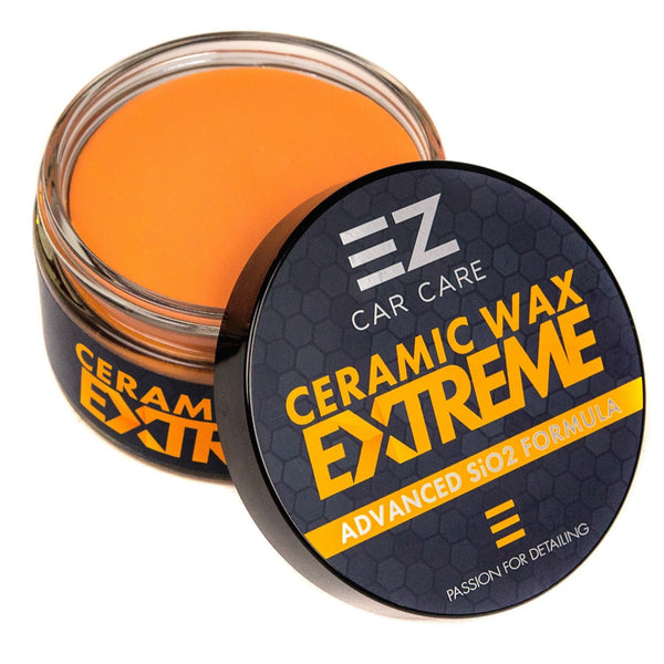 NEW!!! EZ Car Care - Ceramic Wax Extreme - Advanced SI02