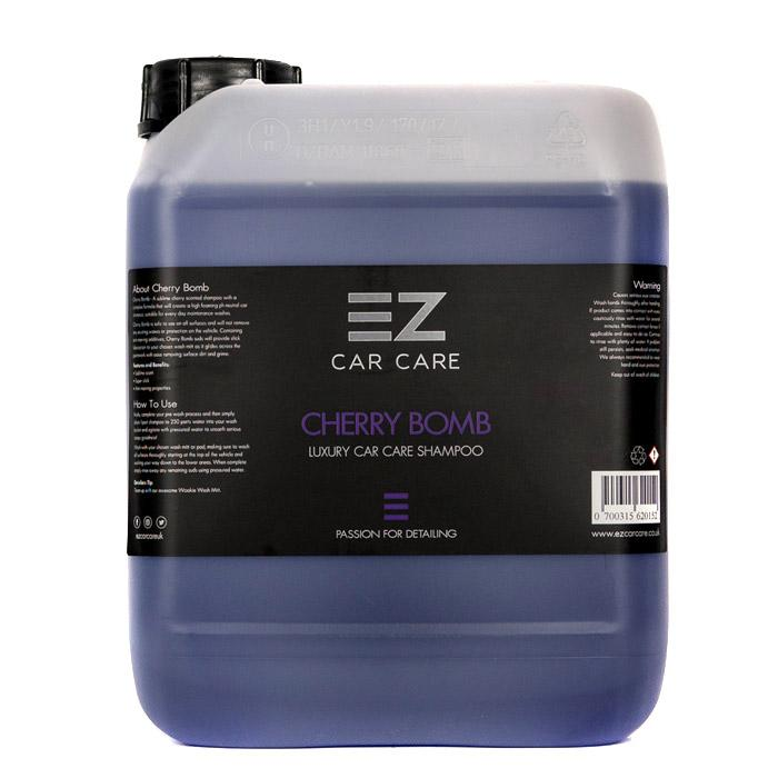 Cherry Bomb - Luxury Car Care Shampoo