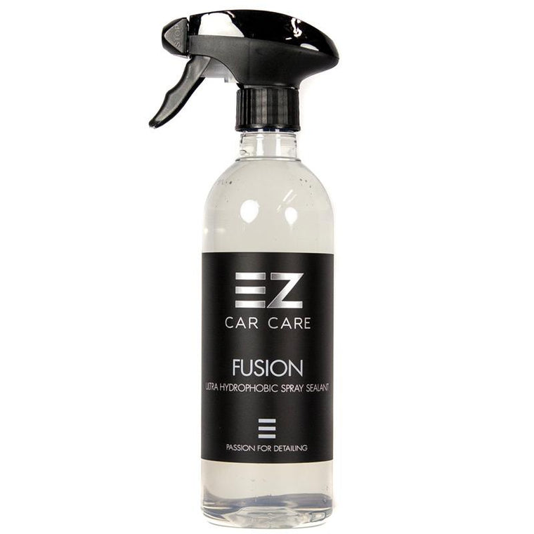 Empty 500ml EZ Car Care Bottle with Trigger