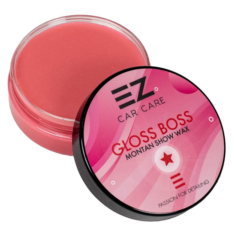 Gloss Boss - Montan Show Wax - 50ml