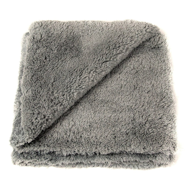 LUSH - 500gsm Edgeless Microfibre Buffing Cloth 16x16""