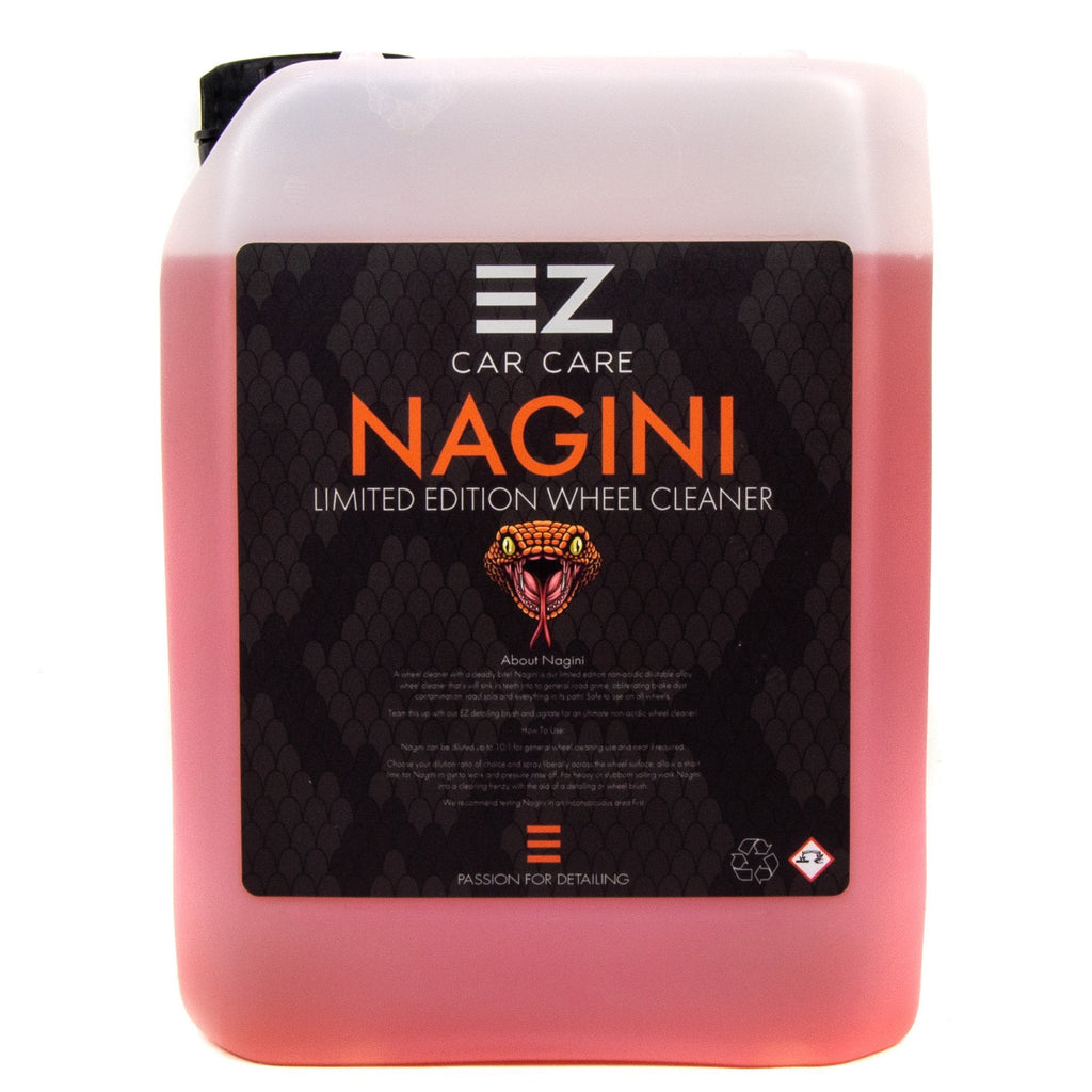 Nagini - Non Acid Alloy Wheel Cleaner 5 Litres *Limited Edition*