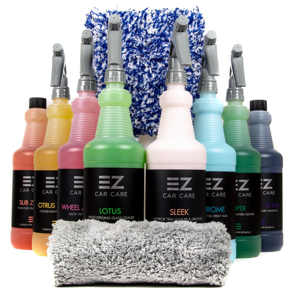 Pro Ultimate Starter Kit - EZ Car Care