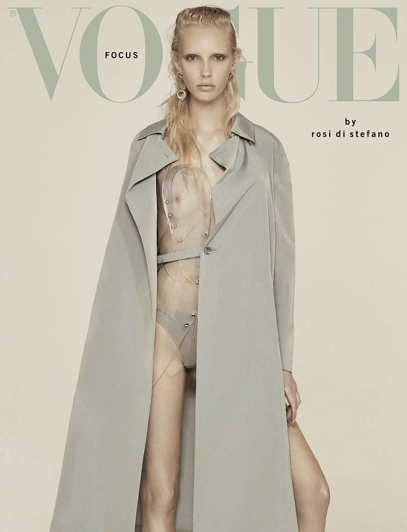 Vogue Italia May 2017 x Jivomir Domoustchiev