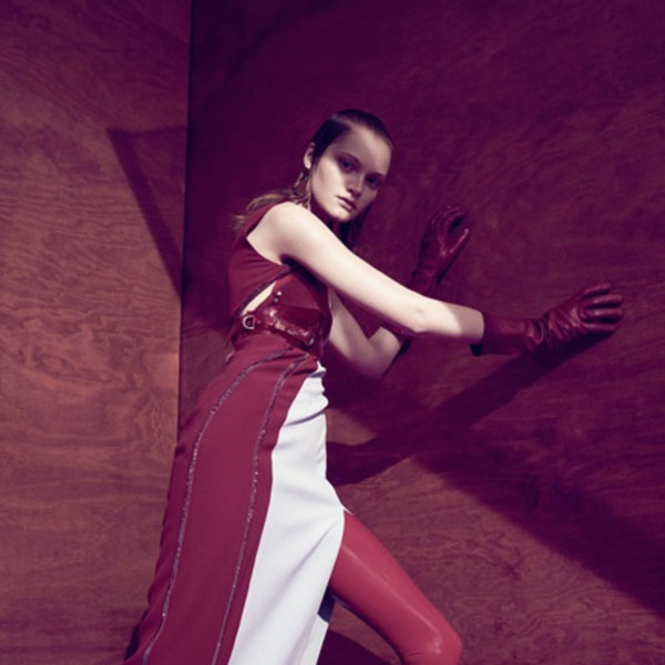 Jivomir Domoustchiev Vogue Italia Online Vogue Talents Feature Foxie's Poison