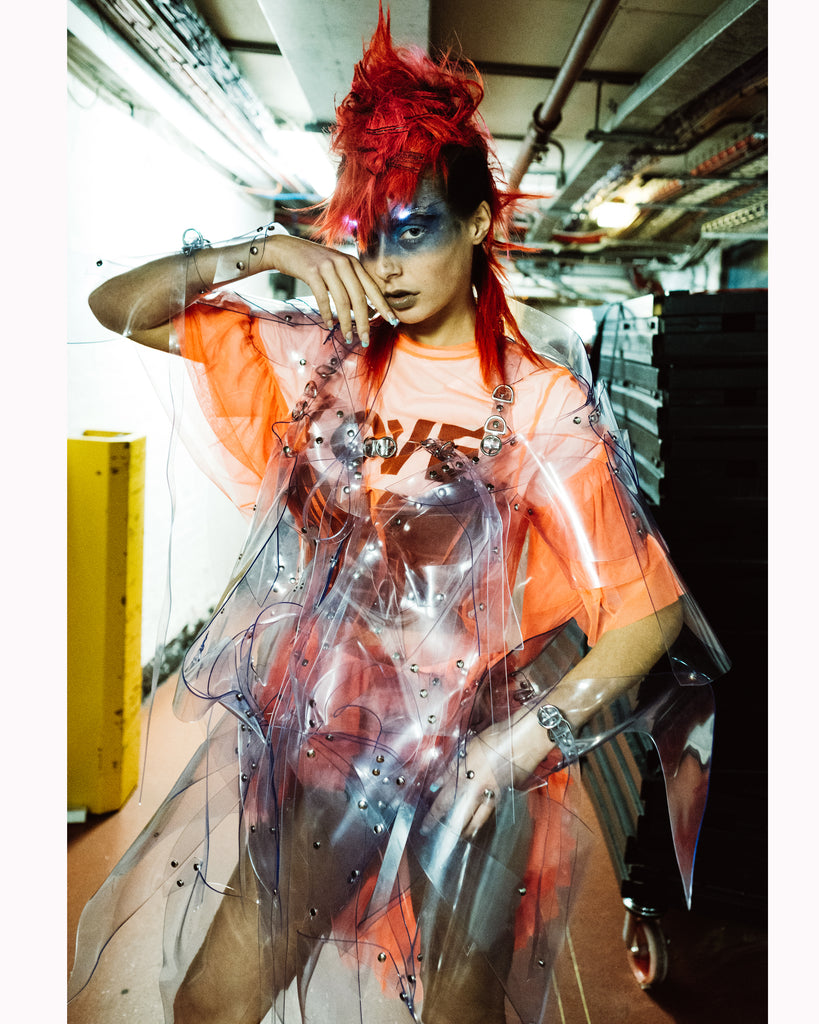Jivomir Domoustchiev X TIGI X Alternative Hair charity show