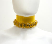 Multi Ring Must Have Chocker Collar