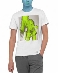Domoustchiev One for all Organic Cotton Neon Headbanger T-Shirt ❤️