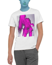 Domoustchiev One For All Organic Cotton Neon Headbanger T