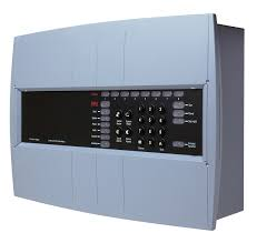 8 Zone Conventional Fire alarm Panel