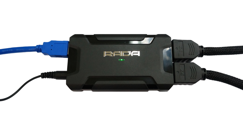 RADA Bridge - turn HDMI devices into USB without any software