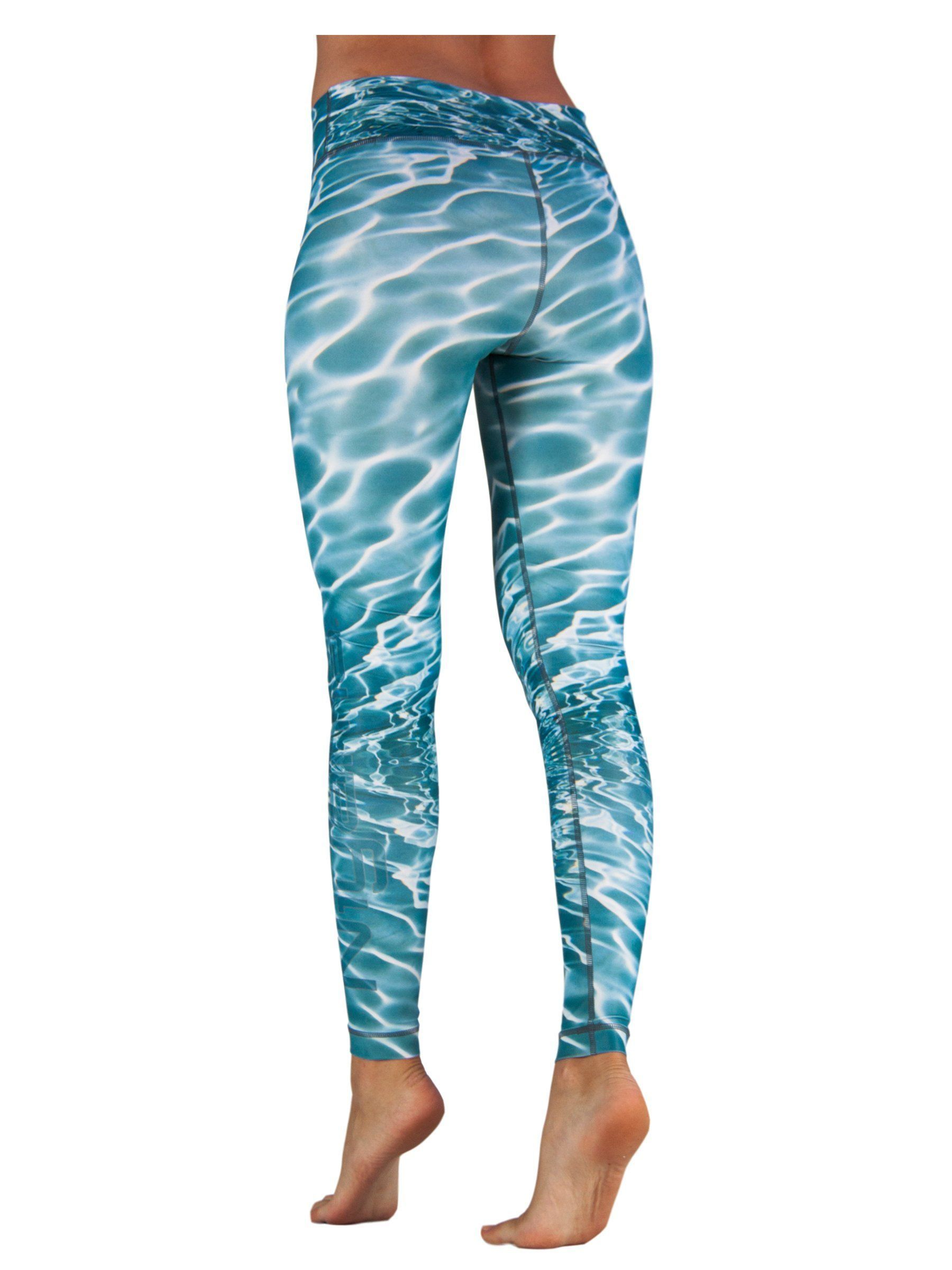 Aquarius by Niyama - High Quality, , Yoga Legging for Movement Artists.