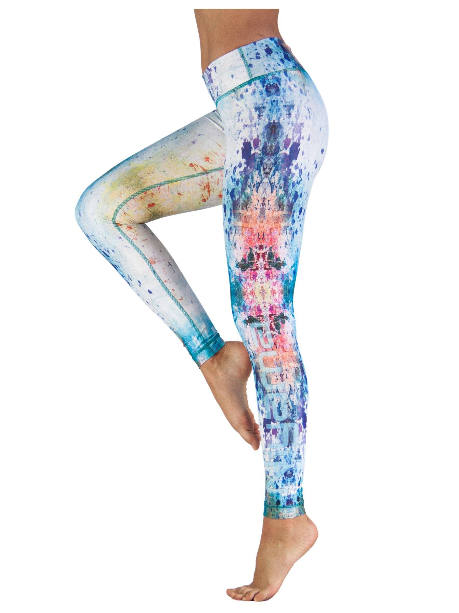 Crazy Drop by Niyama - High Quality, , Yoga Legging for Movement Artists.