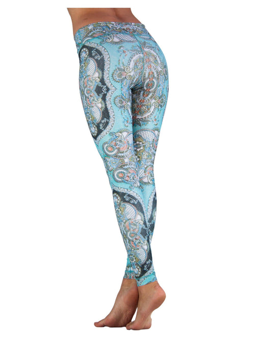 Piece of Art by Niyama - High Quality, , Yoga Legging for Movement Artists.