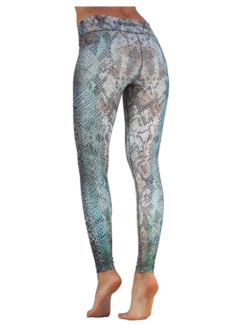 Wild at Heart by Niyama - High Quality, , Yoga Legging for Movement Artists.