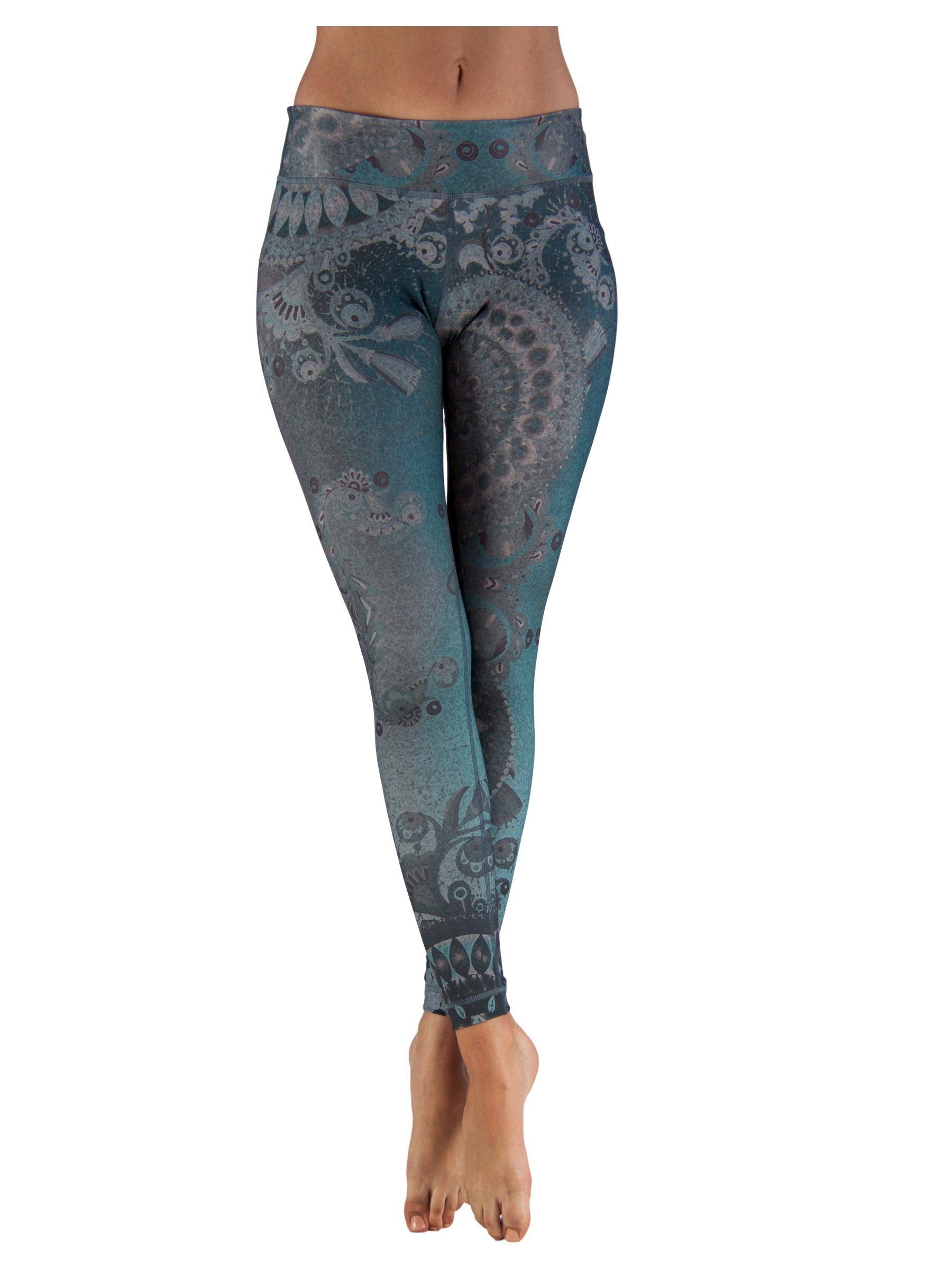 Gypsy Love by Niyama - High Quality, , Yoga Legging for Movement Artists.