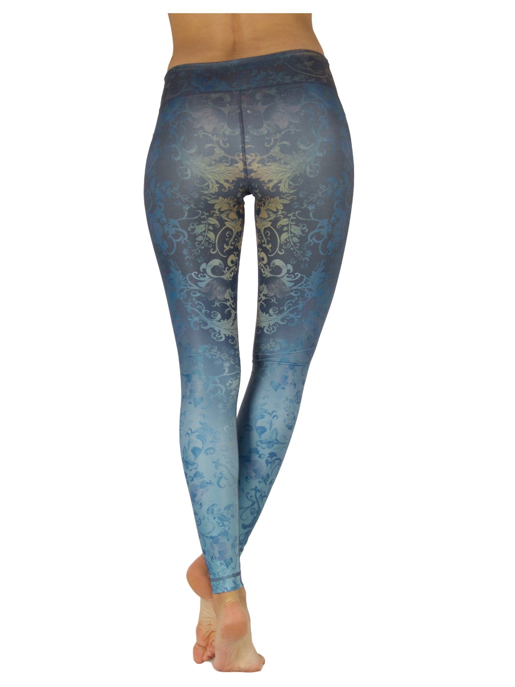Shining Goddess by Niyama - High Quality, , Yoga Legging for Movement Artists.