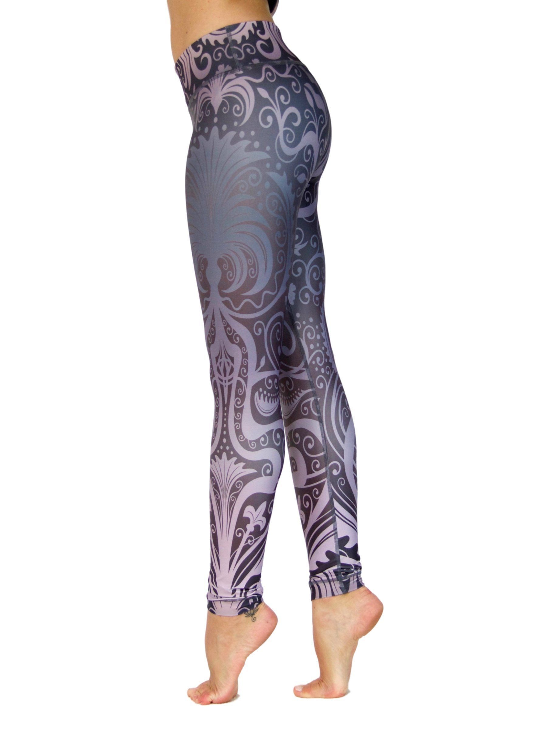 Wild Tribe by Niyama - High Quality, , Yoga Legging for Movement Artists.