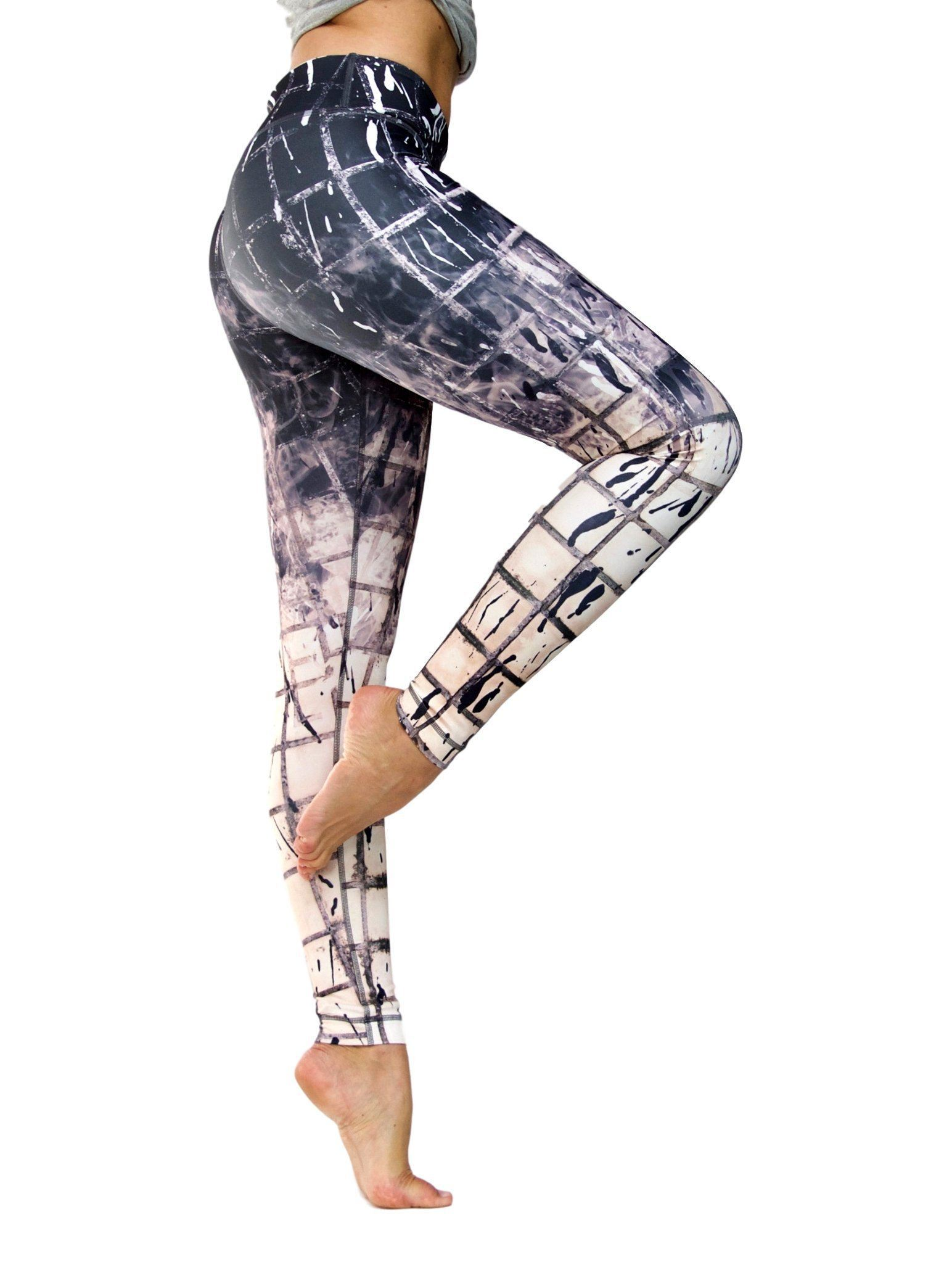 Art Attack by Niyama - High Quality, , Yoga Legging for Movement Artists.