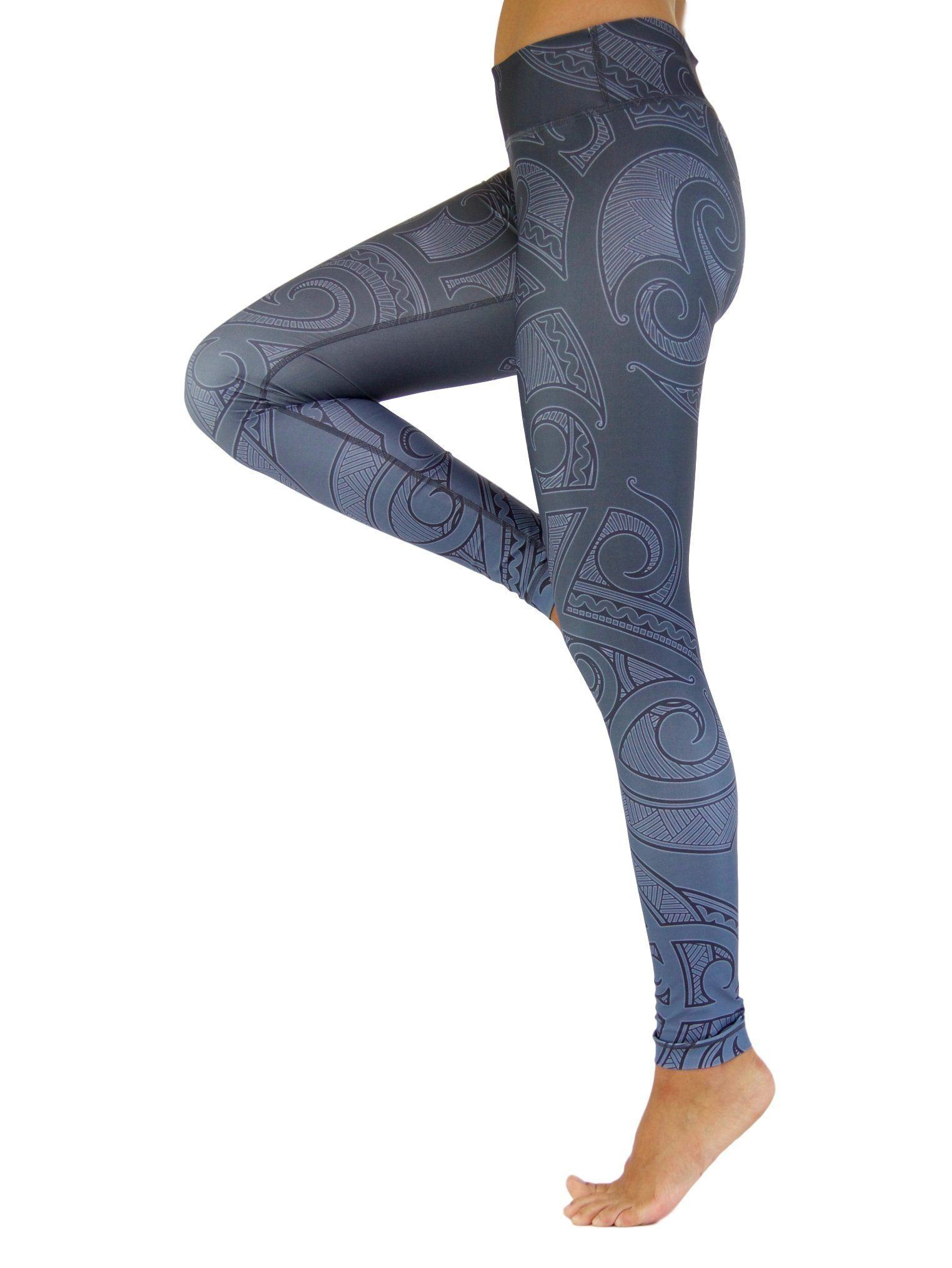 Matau by Niyama - High Quality, , Yoga Legging for Movement Artists.
