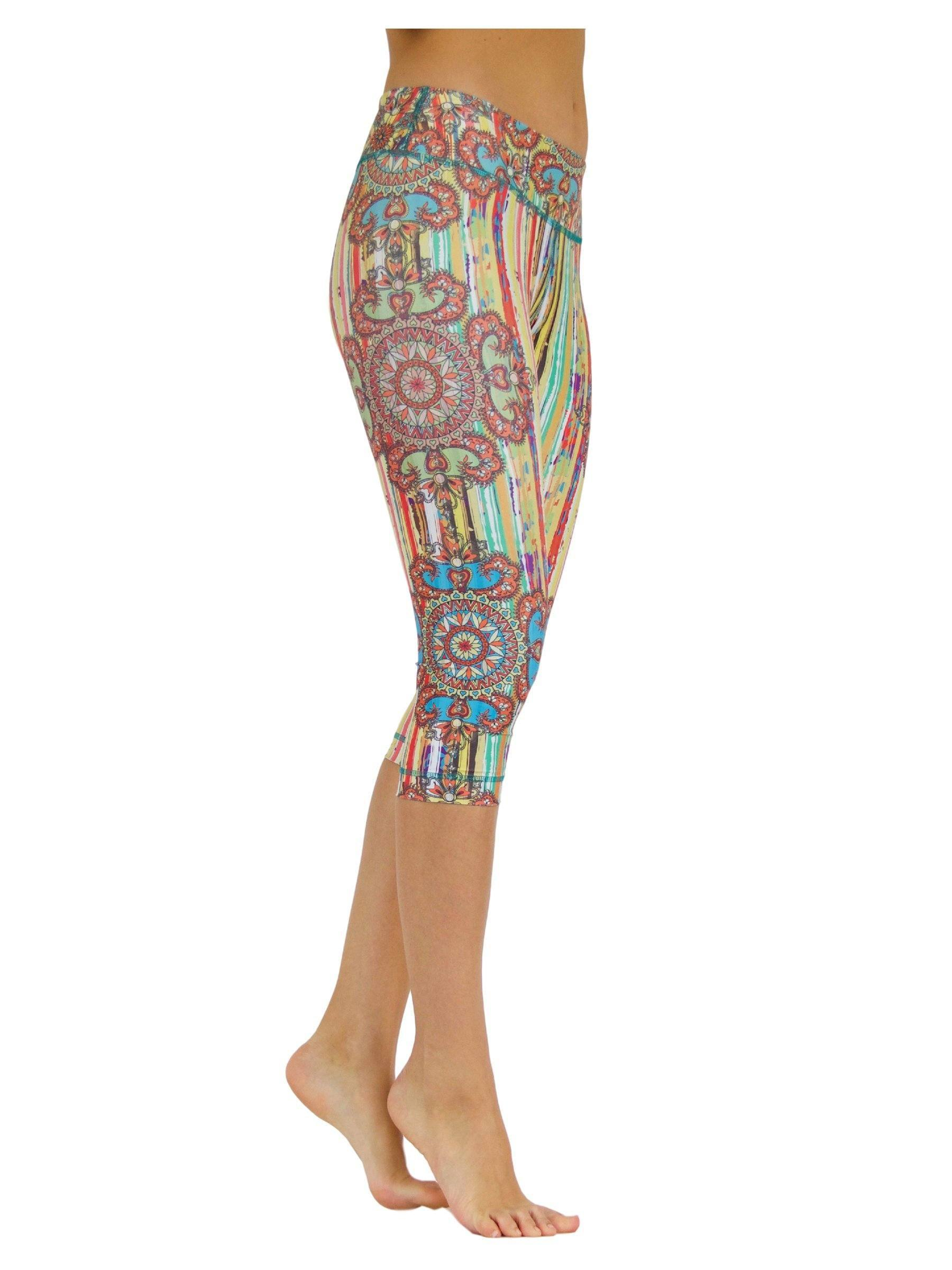 Circus by Niyama - High Quality, , Yoga Legging for Movement Artists.