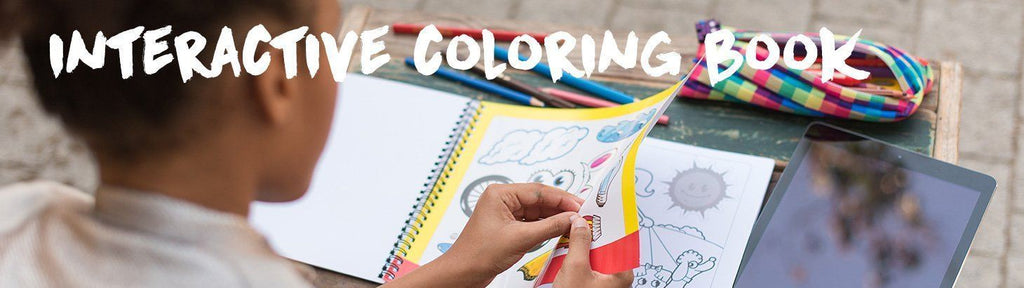 Interactive Coloring Book