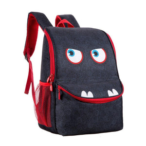 Wildlings Backpack Backpack ZIPIT Wildlings Backpack Black