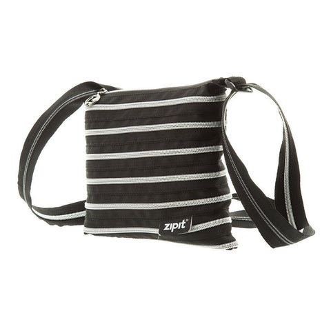 Zipper Mini Shoulder Bag