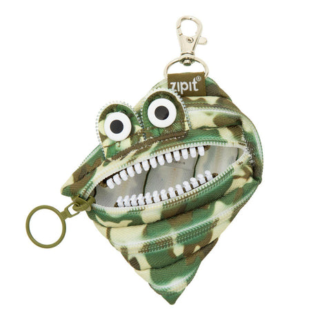 Camo Monster Mini Pouch
