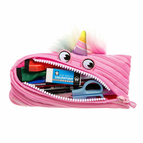 Unicorn Pouch Pencil Case ZIPIT