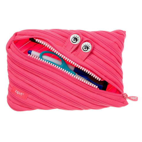 Monster Jumbo Pouch Big Pencil Case ZIPIT