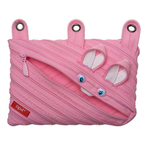 Animals 3-Ring Pouch 3-Pack (Bunny, Chicken, Frog)