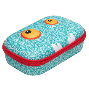 Beast Box, Pencil / Storage Box Pencil/Storage Box ZIPIT Blue Pattern