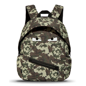 Grillz Backpack with Side Pockets