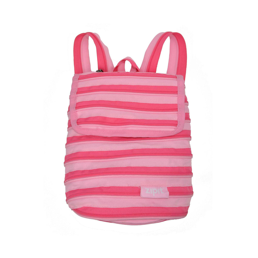 Zipper Mini Backpack