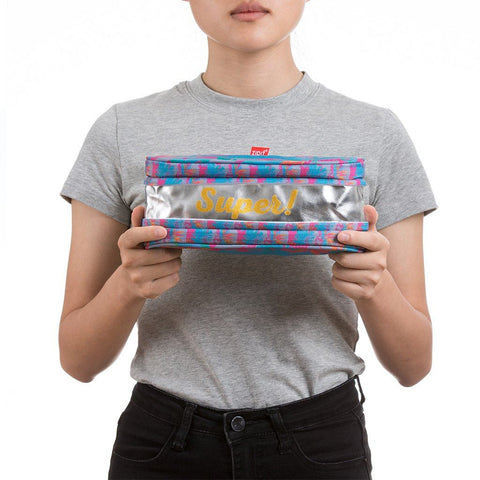 Expandable Pencil Case
