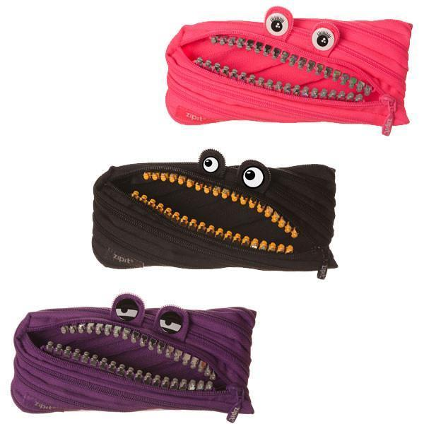 Grillz Pouch 3-Pack (Pink, Purple, Black)