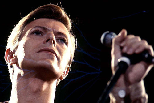 David Bowie in Concert