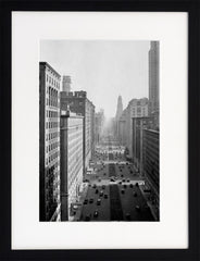 Park Avenue in New York City II - USA 1931