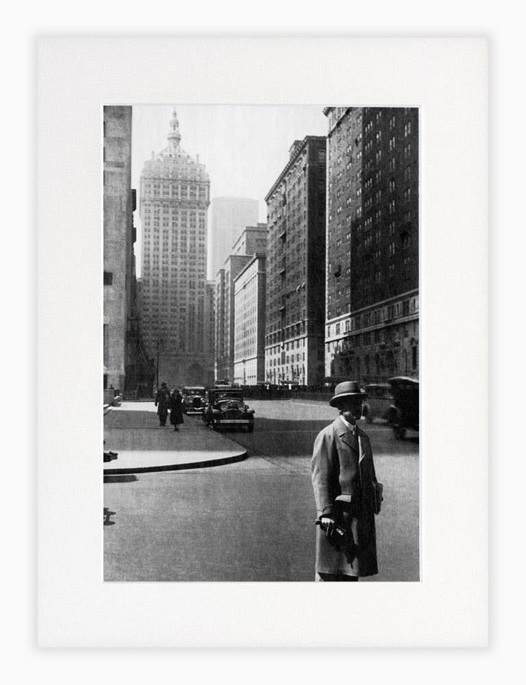 Park Avenue in New York City I - USA 1931