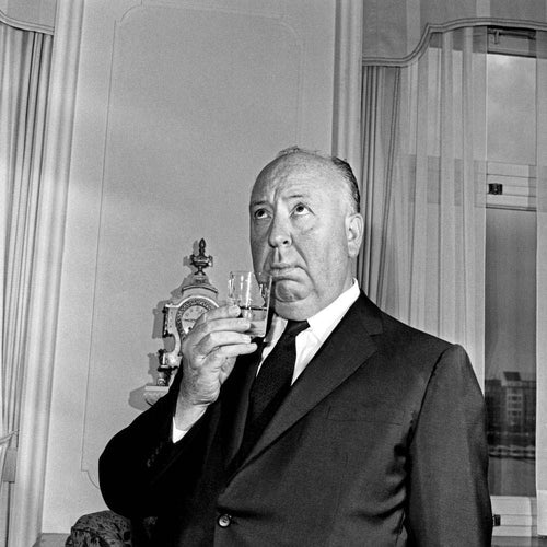 Alfred Hitchcock in Hamburg