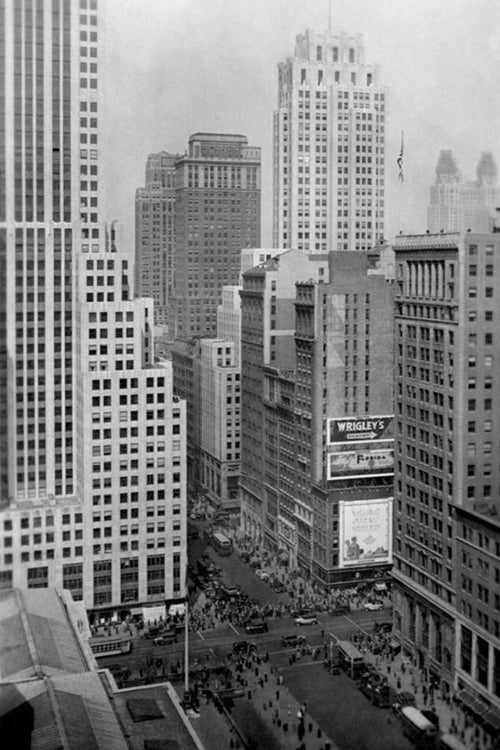 New York City - USA 1931
