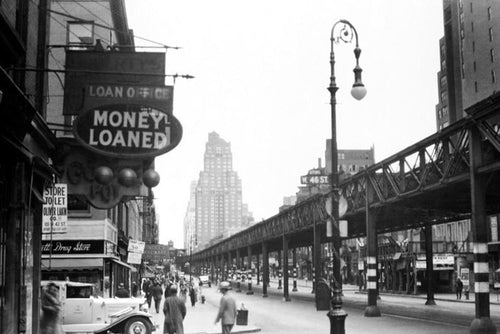 Chicago - USA 1931