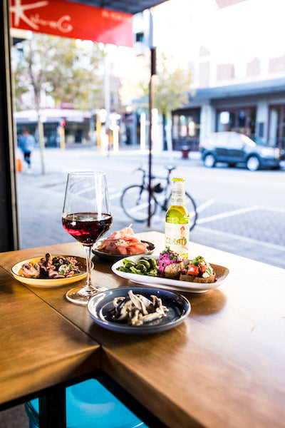 Northbridge News: Tre Amici