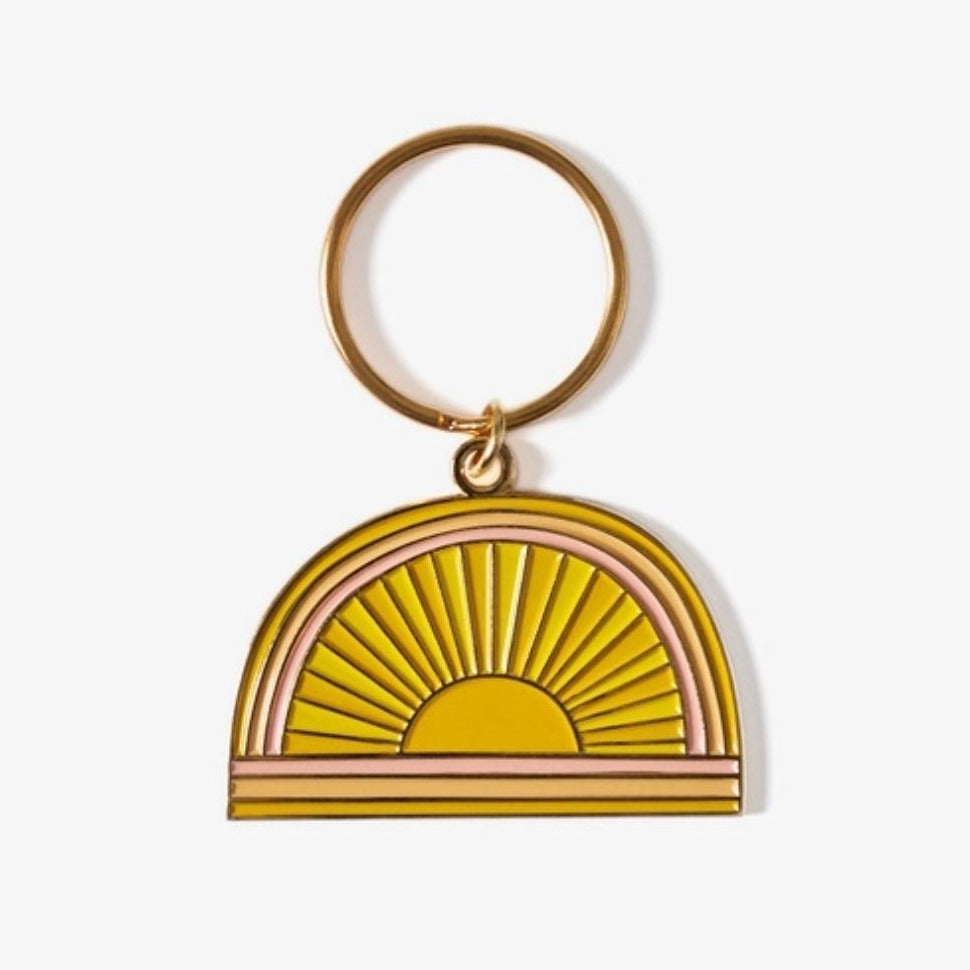 The Good Twin Sunshine Keychain