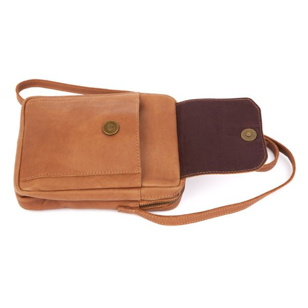 Hello Sunday Leather Accessory Bag