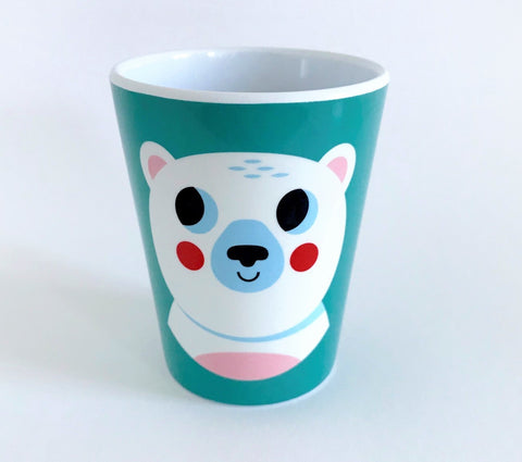 Omm Design Polar Bear Cup