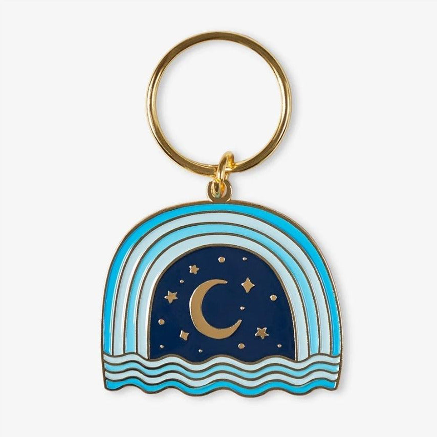 The Good Twin Night Sky Keychain
