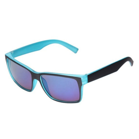 Unity Kids' Black & Blue Frosted Sunglasses