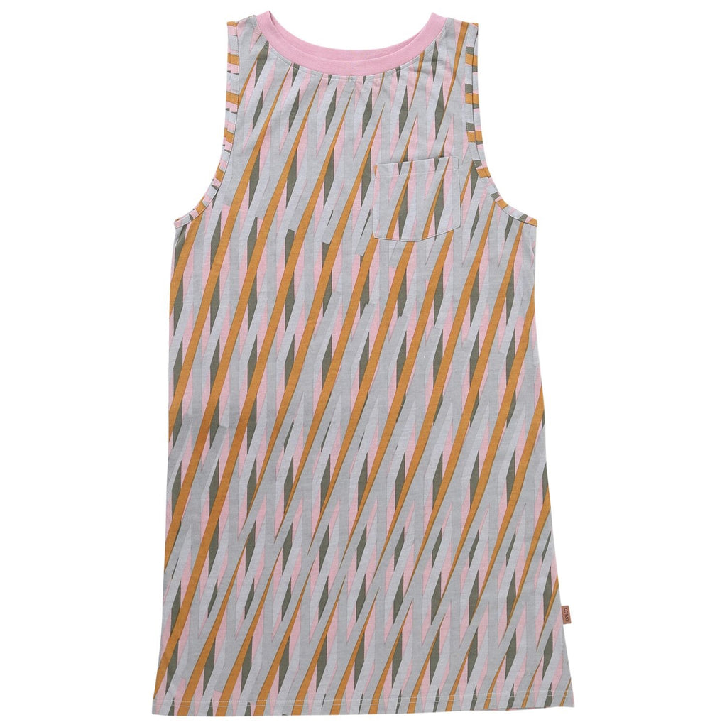 Kip & Co Lattice Biscuit Tank Nightie